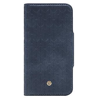 iPhone XR Marvêlle Magnetiskt Skal & Plånbok Blå
