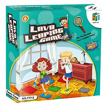 Card games the floor is lava interactive board game adult kids family party funny game