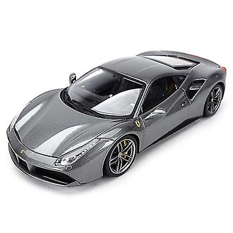 Toy cars 1:18 refined version sports car static simulation die cast vehicles collectible model car toys