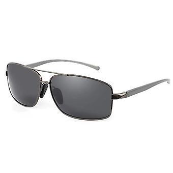 Män polariserade solglasögon Anti-uv400