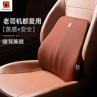 Automobil Taille Rückenschutz Memory Baumwolle Sitz Rückenlehne Sitz Taille Kissen Rücken & Lendenwirbelstütze Kissen