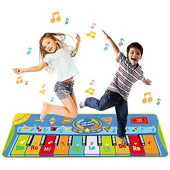 Tapis de piano pour les enfants