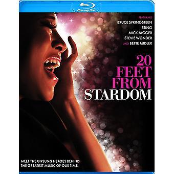 Twenty Feet From Stardom [BLU-RAY] USA import
