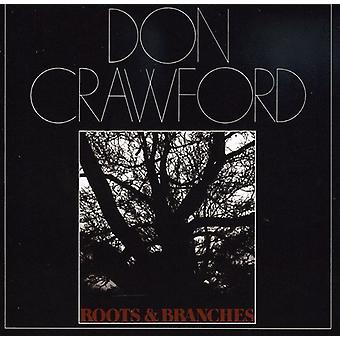Don Crawford - Roots & Branches [CD] USA import