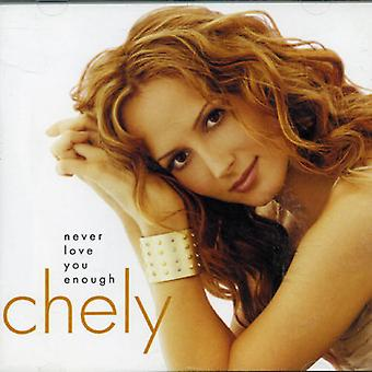 Chely Wright - Never Love You Enough [CD] USA import
