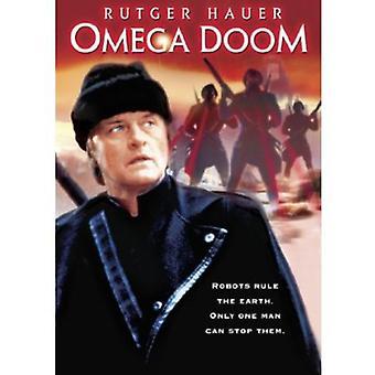 Omega Doom [DVD] USA import