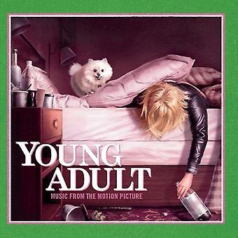 Young Adult - Sonndtrack [CD] USA import