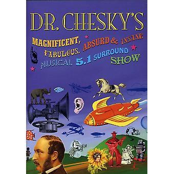 David Chesky - Dr. Chesky 5,1 Surround Visa [DVD] USA import