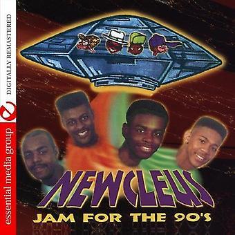 Newcleus - Marmelade für die 90 [CD] USA importieren