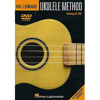 Hal Leonard Ukulele Method [DVD] USA import