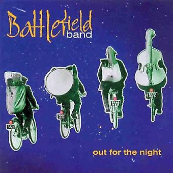 Battlefield Band - Out for the Night [CD] USA import