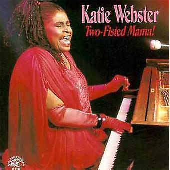 Katie Webster - knallharte Mama! [CD] USA import