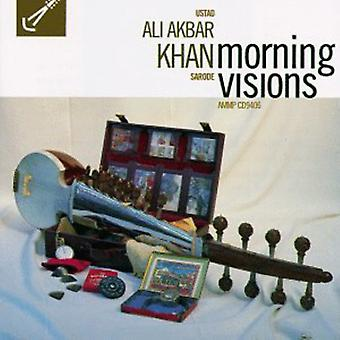Ustad Khan Ali Akbar - Morning Visions [CD] USA import