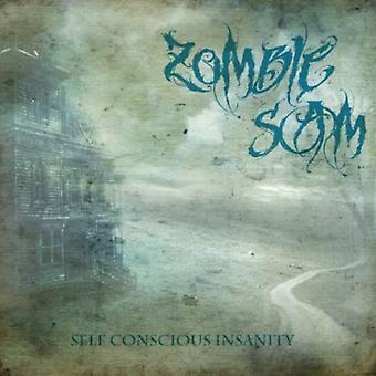 Zombie Sam - Self Conscious Insanity [CD] USA import
