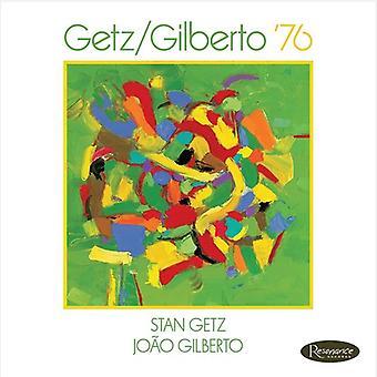 Stan Getz & Joao Gil - Getz/Gilberto 76 [CD] USA import