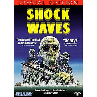 Shock Waves [DVD] USA import