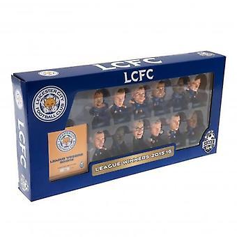Leicester City SoccerStarz Premier League Winners Team Pack
