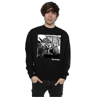 2Pac Men's Broken Up Sweatshirt