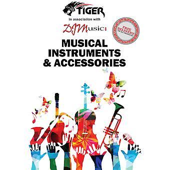 DJM Music Musical Instruments & Accessories Brochure