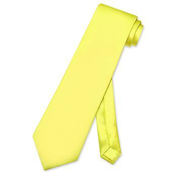 بياجيو 100 ٪ الحرير الإربة إضافية الرقبة XL التعادل طويلة صلبة الرجال