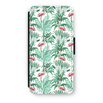 iPhone 6/6 s verlässt Flip Case - Flamingo