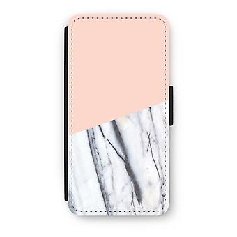 iPhone 6/6 s Plus Case Flip - une touche de pêche