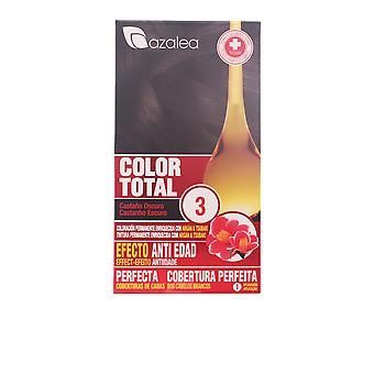 Azalea Color Total Castano Oscuro New Womens Sealed Boxed