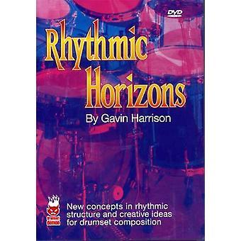 Importer des Horizons rythmiques [DVD] é.-u.