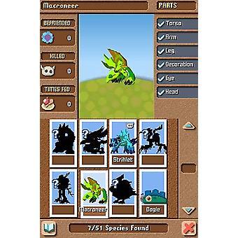 Spore Creatures (Nintendo DS) - Neu