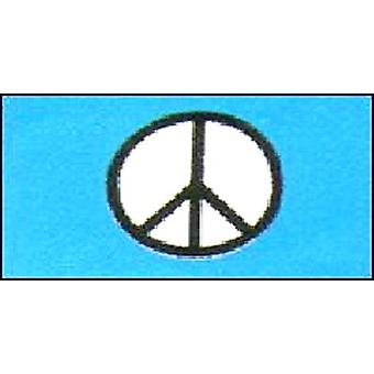 CND Peace Flag 5ft x 3ft met oogjes voor Opknoping