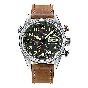 Ingersoll men's watch wristwatch automatic Grizzly IN1102GR