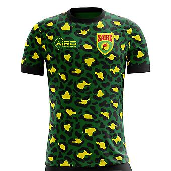 2020-2021 Zaire Home Concept Football Shirt (Kids)