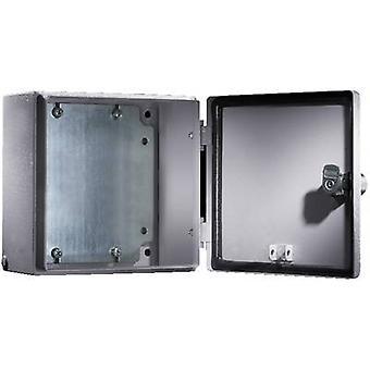 Rittal EB 1546.500 Befestigungsbügel 200 x 200 x 80 Stahlplatte Grau-weiß (RAL 7035) 1 Stk./s