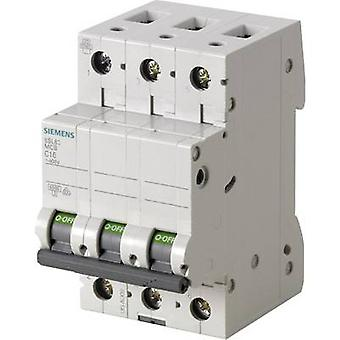 Siemens 5SL6320-6 disjoncteur 3 pôles 20 A 400 V