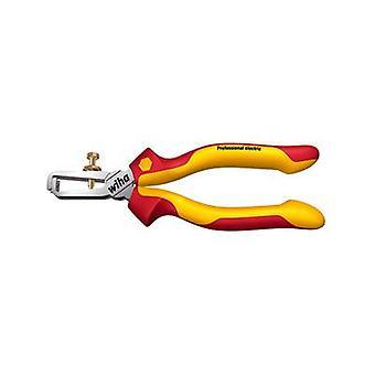 Wiha Professional elétrico 26847 VDE stripper de cabo 10 mm² (max)