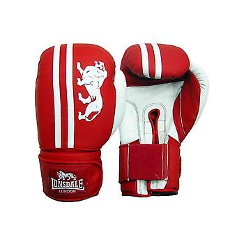 Lonsdale Club Sparring Gloves Boxing Punch Fight Mitts Training Sports Equipment