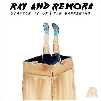Ray & Remora - Startle It Up / the Happening-7in [Vinyl] USA import