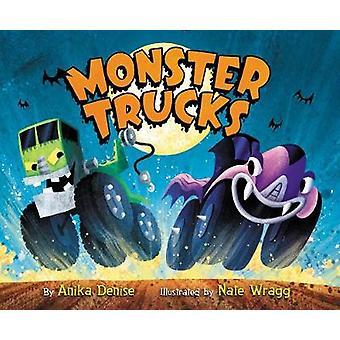 الوحش الشاحنات شاحنات الوحش-كتاب 9780062741622