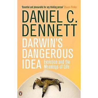 فكرة داروين الخطيرة-تطور ومعاني الحياة دانيال