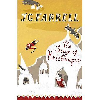 El sitio de Krishnapur por J.G. Farrell - libro 9781857994919
