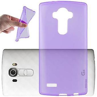 Cadorabo geval voor LG G4 PRO gevaldekking-mobiele telefoon geval gemaakt van flexibele TPU silicone-silicone geval beschermende case ultra slanke zachte terug Cover Case bumper