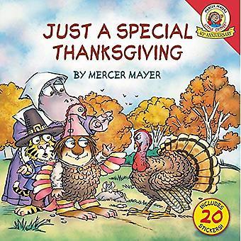 Lilla Critter: Bara en särskild Thanksgiving