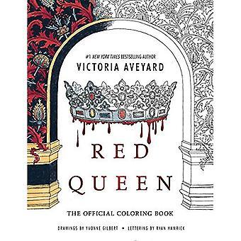 Rode koningin: De officiële kleurboek