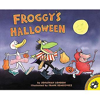 Froggy Halloween (Picture Puffin Books)