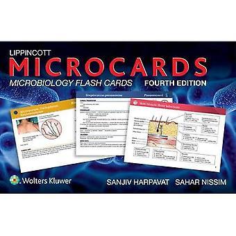 Lippincott Microcards: Mikrobiologi Flash-kort