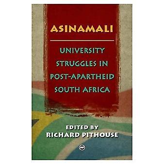 Asinamali: Universidade de lutas na África do Sul pós-apartheid