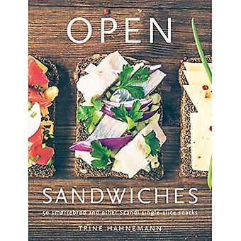 Sandwichs ouverts