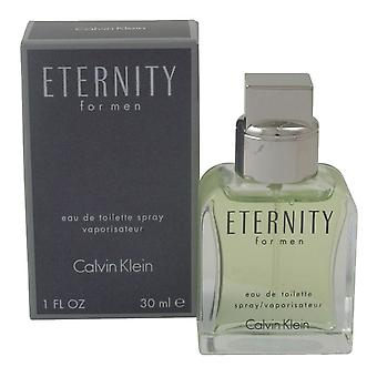 Calvin Klein Eternity 30ml Eau de Toilette Spray for Men