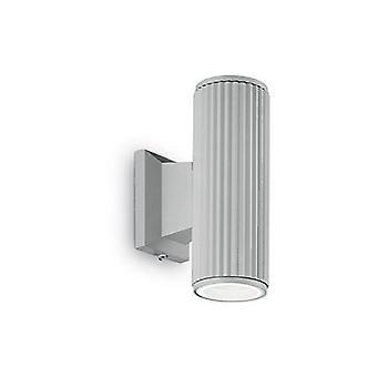 Ideal Lux - Basis graue Wand Licht IDL129440
