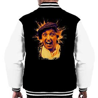 TV-Male Comedian Ken Dodd 1978 Männer Varsity Jacket